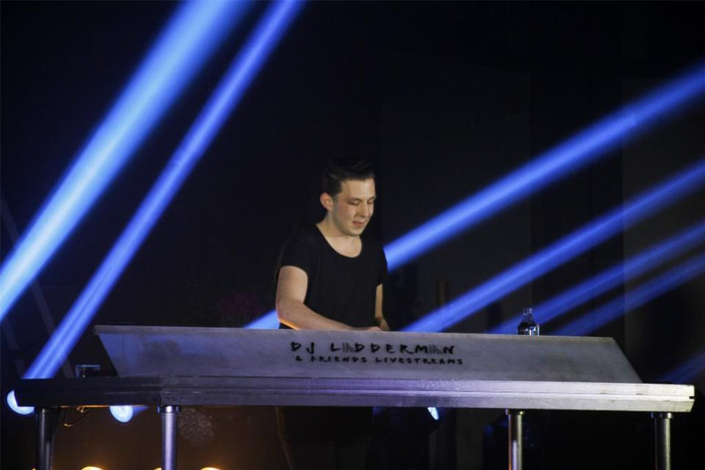 DJ Scheffwell alias Nico Scheffer war überglücklich nach der großen Resonanz auf seinen Streamingauftritt.