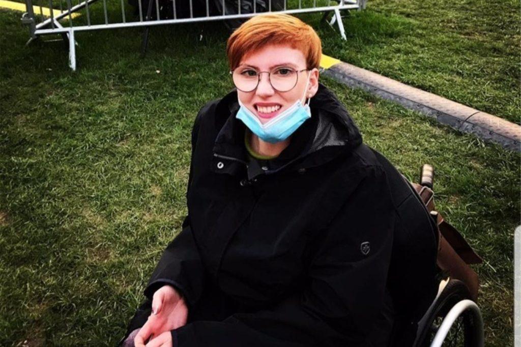 Marielouise Wißmann ist gern aktiv - von ihrer Spina Bifida lässt sie sich nicht einschränken.