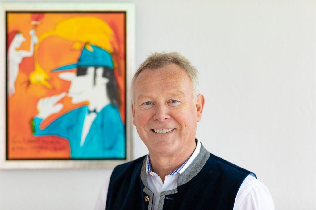 Karlheinz Busen, FDP-Bundestagsabgeordneter aus Gronau.