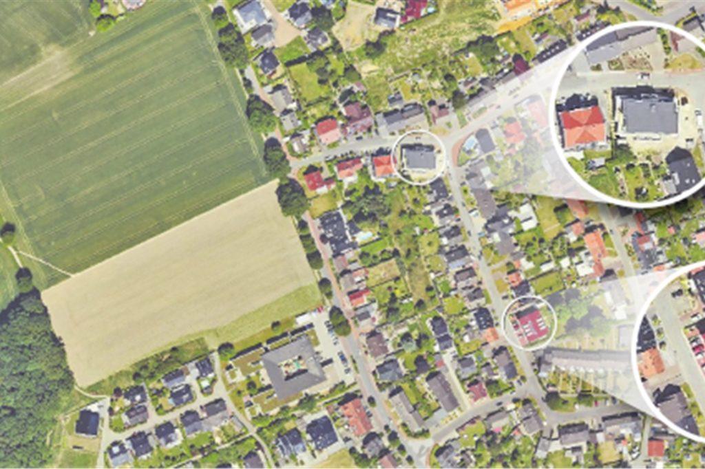 Bauprojekte in der Siedlung rund um die Dahlienstraße haben die Anwohner erzürnt.