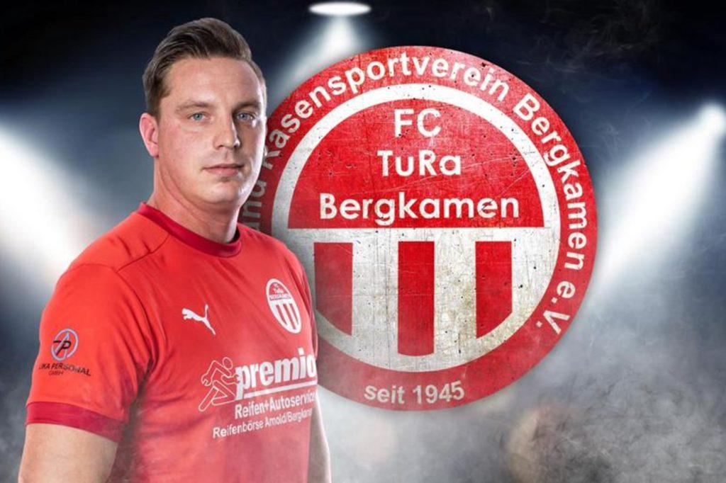 Patrick Kruczinski trainiert die Dritte des FC TuRa Bergkamen in der neuen Spielzeit.