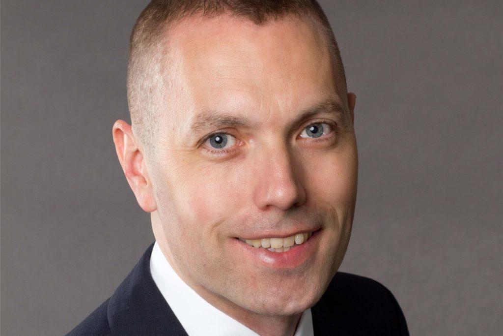 Daniel Janning ist Geschäftsführer der Kreishandwerkerschaft am Standort Ahaus