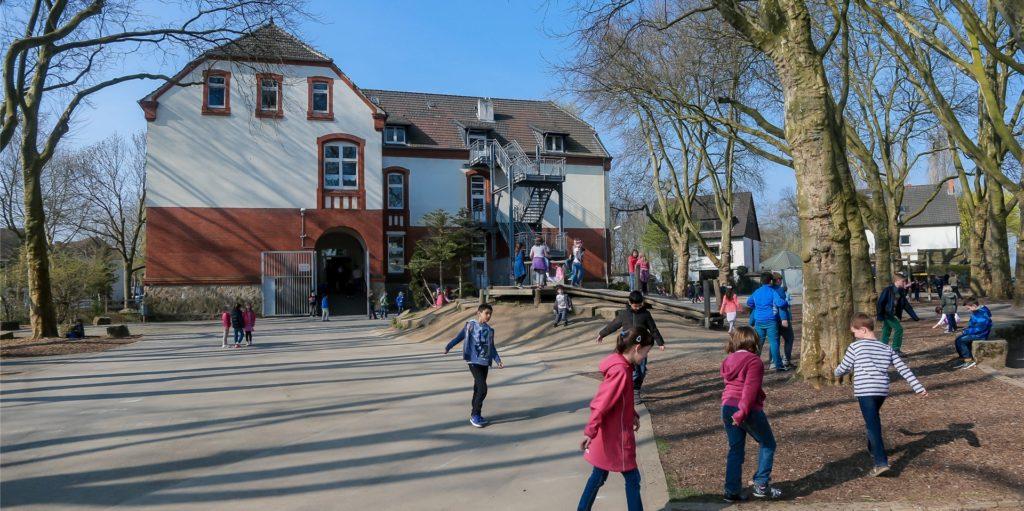 Die katholische Marienborn-Grundschule musste für das kommende Schuljahr 2021/22 angemeldete Kinder ablehnen.