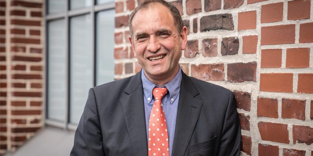 Sascha Mader ist seit Ende 2020 kommissarischer Vorsitzender des CDU-Kreisverbands Dortmund.