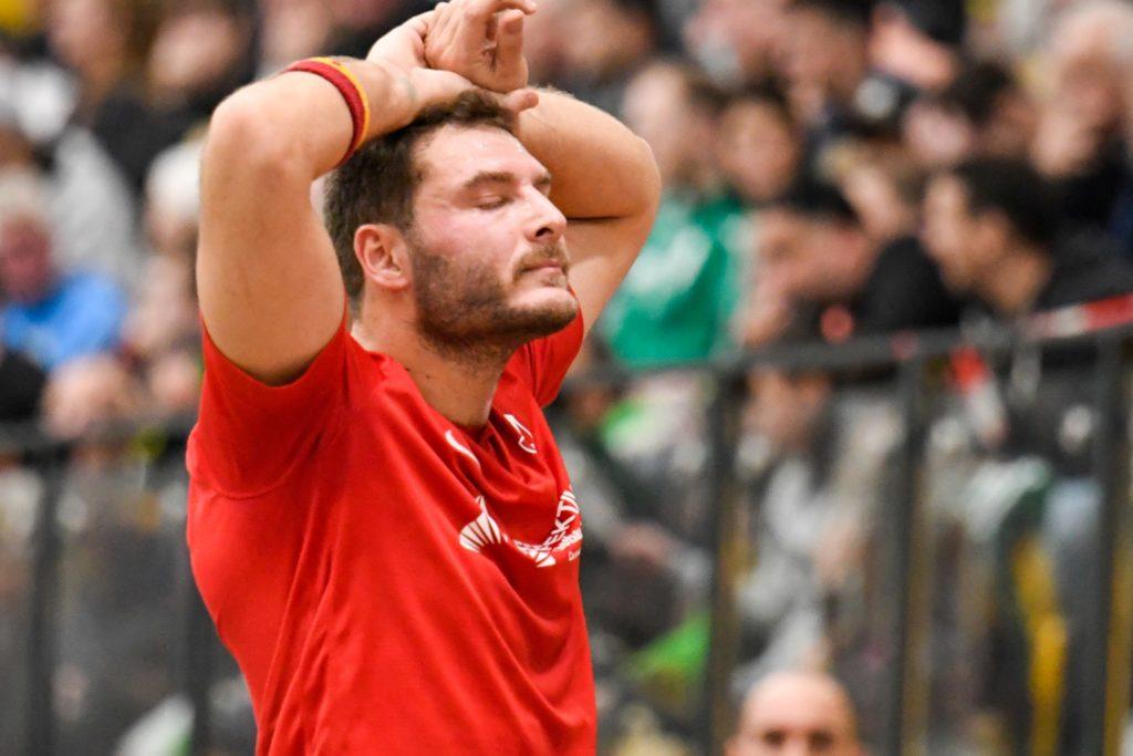 Kadir Koc stieß mit der SG Gahmen bei der Dortmunder Hallenstadtmeisterschaft 2019/2020 bis ins Viertelfinale vor.