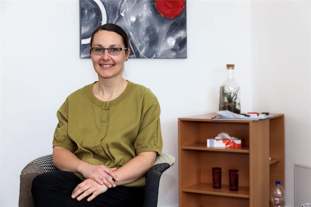 Seit 2015 hat Johanna Thünker ihre Kassenzulassung und therapiert in ihrer Praxis in Kirchhellen.