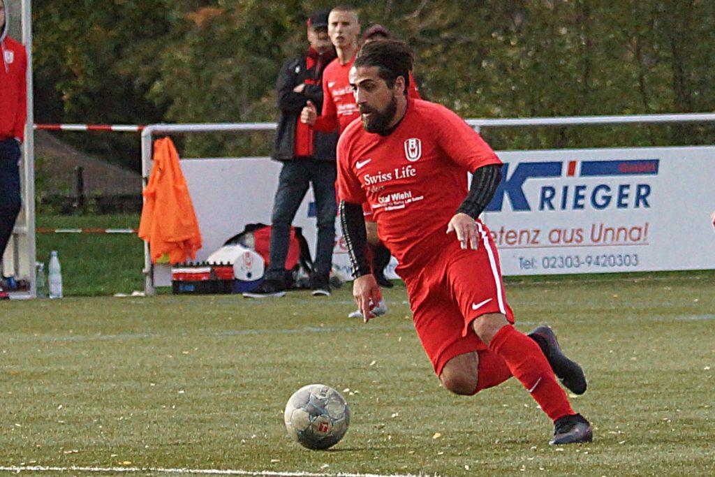 Ahmet Keske von RW Unna läuft in der kommenden Saison für den FC TuRa Bergkamen in der Kreisliga A auf.
