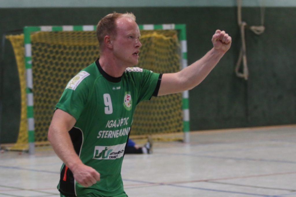 Lukas Scholten will bald für den VfL Brambauer jubeln.