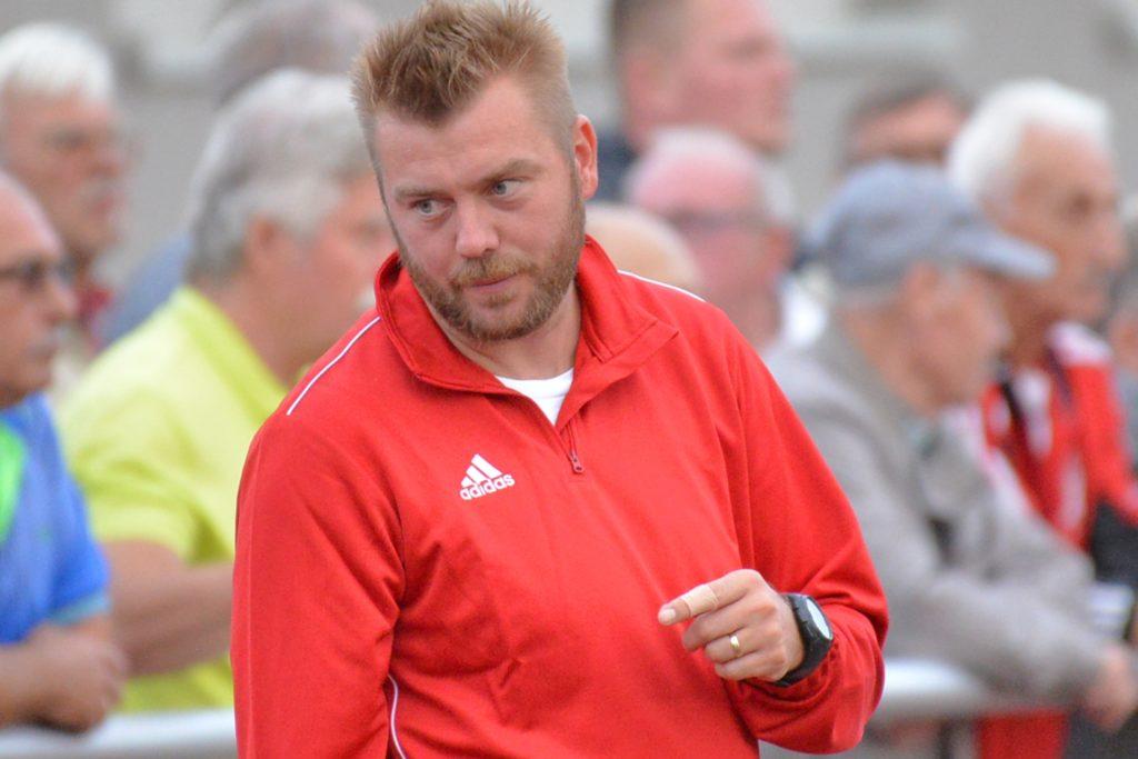 Tino Westphal, Trainer der SG Castrop, ist Fan von Julian Nagelsmann.