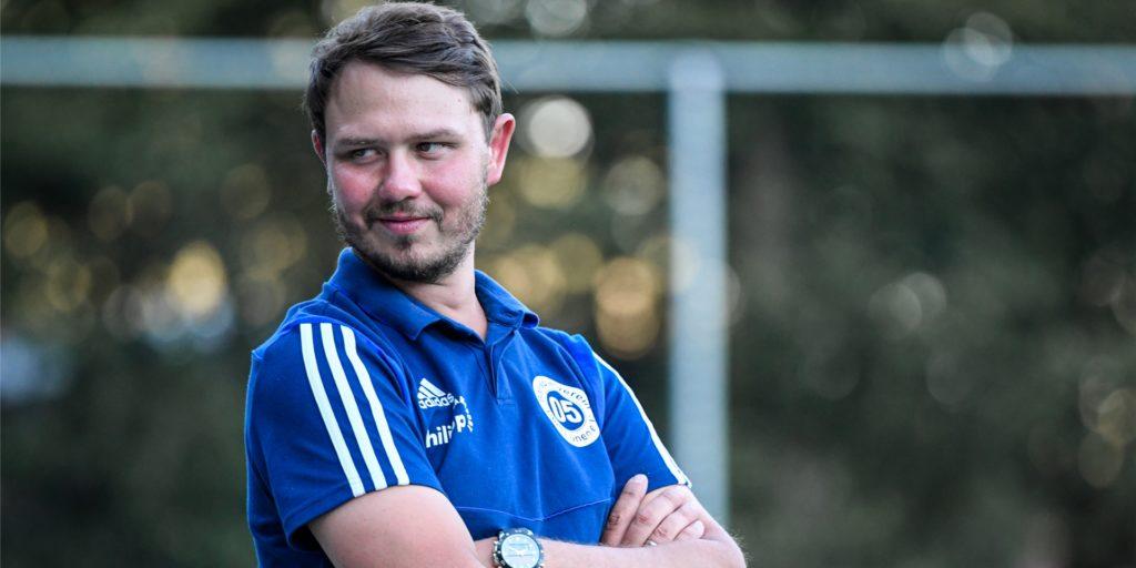 Marco Fischer, Trainer des BV Lünen, freut sich auf zwei weitere Neuzugänge.