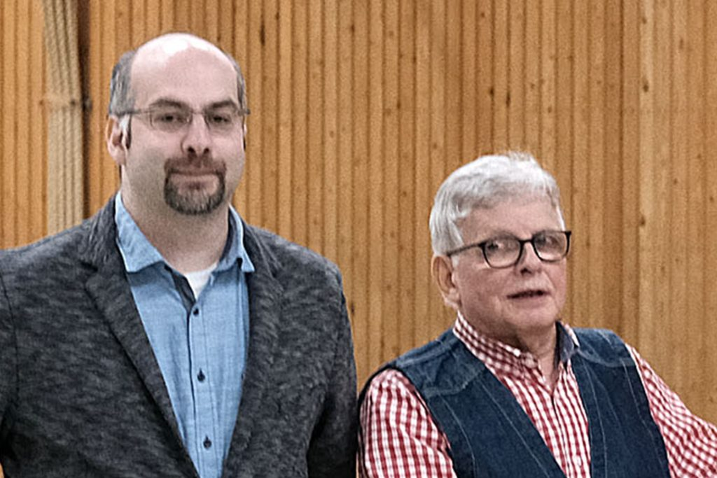 Dominik Zientek, Heinz-Georg Schulz