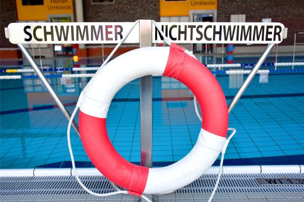 480 Kinder können in diesem Jahr in den Kursen im Aquahaus Schwimmen lernen. Weil zusätzliche Kapazitäten in den Sommerferien frei geworden sind: Das Hallenbad soll in den Sommermonaten nämlich nicht durchgängig geöffnet bleiben.