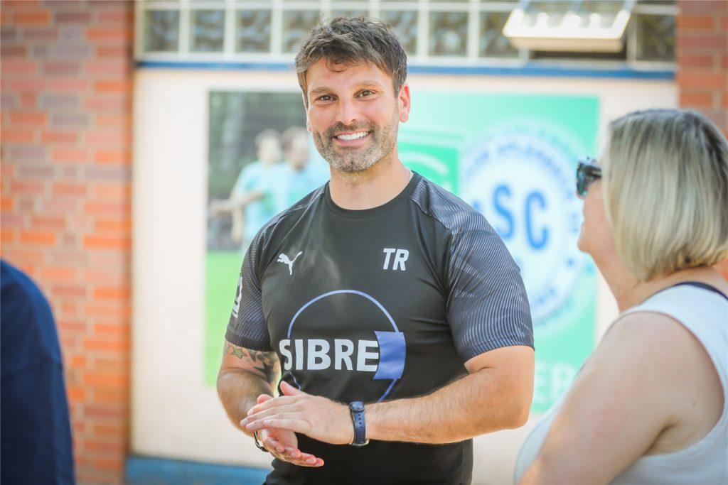 Heute ist Adrian Alipour Trainer in der Regionalliga Südwest beim TSV Steinbach.