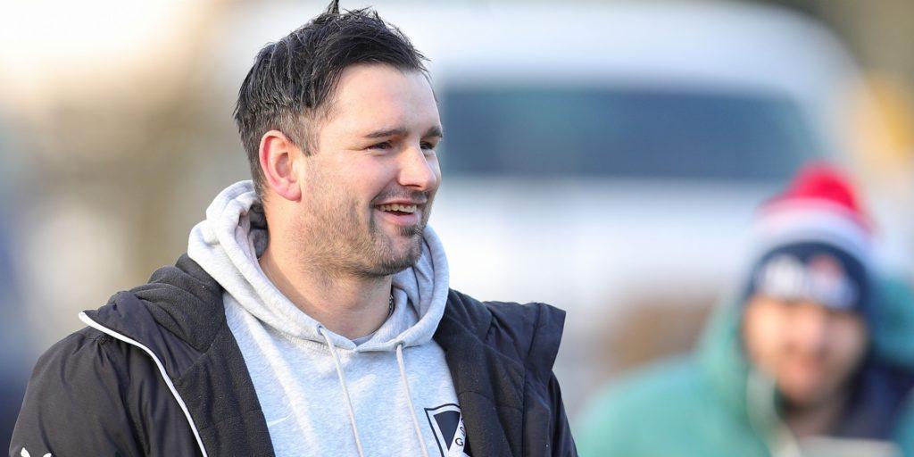 Pascal Harder ist Trainer bei Grün-Schwarz Cappenberg.