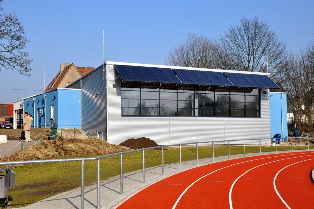 Im Lehrschwimmbecken an der Uferstraße in Ickern finden ebenfalls Kurse der Schwimmschule Magellan statt.
