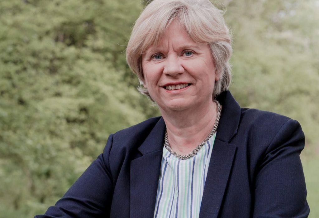 Gertrud Welper, Bündnis '90/Die Grünen