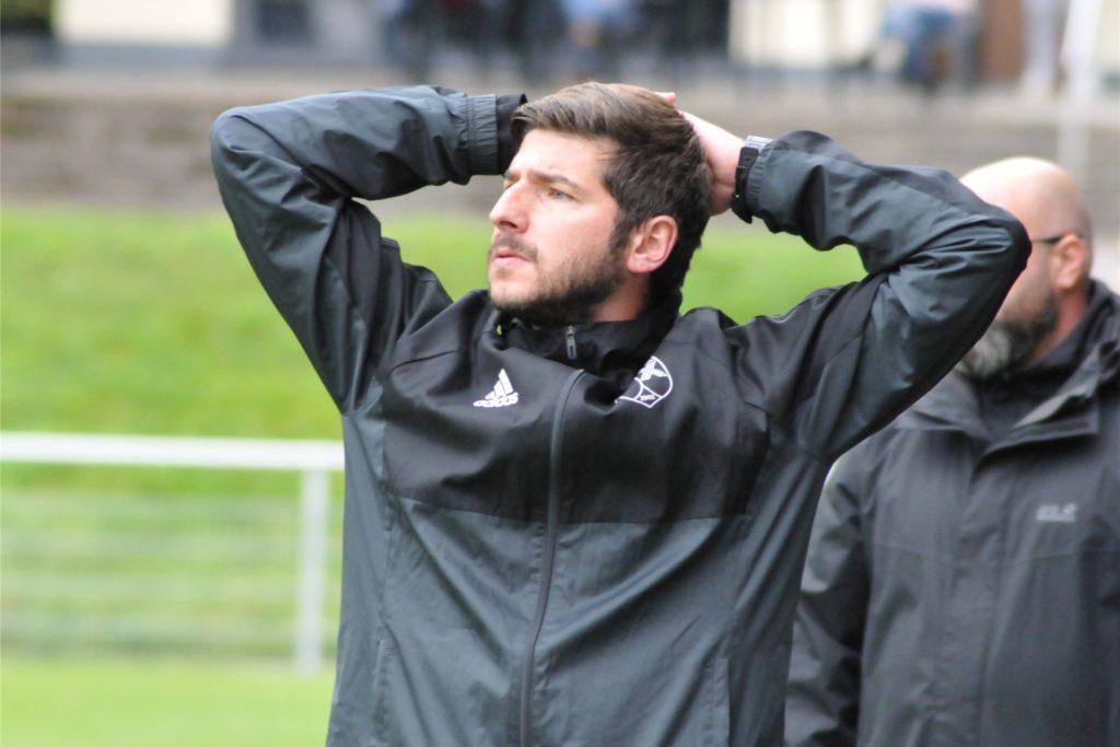 Verzichtet auf den Cranger Kirmes Cup: Wacker-Trainer Aytac Uzunoglu.