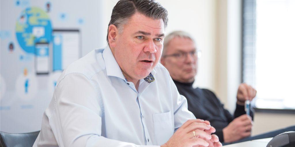 Finanzspritze vom Bund für die Surf-Anlage? Landrat Mario Löhr (SPD) schätzt die Chancen auf Fördermittel für die Surfworld in Werne ein.