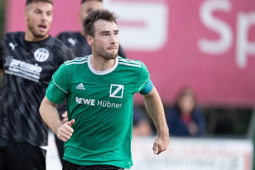 Benedikt Stiens ist schon 20 Jahre Spieler bei GS Cappenberg.