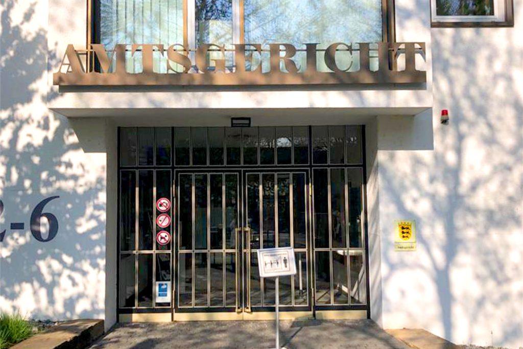 Das Amtsgericht Heilbronn hat jetzt das Strafverfahren gegen Norbert Sass mit einem Urteil beendet.