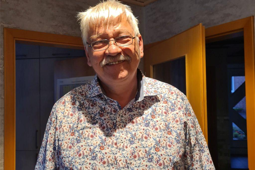 Norbert Böckenbrink ist zu Gast beim Tresen-Talk des Selmer Jugendzentrums Sunshine.