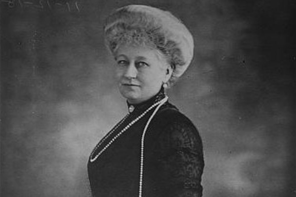 Kaiserin Auguste Victoria schenkte der Werner Kirchengemeinde unter anderem eine Bibel.