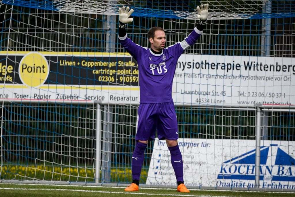 Florian Fischer ist ein absoluter Leistungsträger bei Westfalia Wethmar.