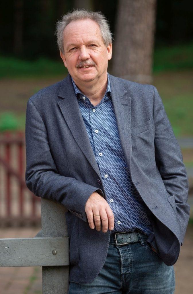 Dr. Rüdiger Haas, Ärztlicher Direktor der LWL-Klinik für Kinder- und Jugendpsychiatrie in der Haard