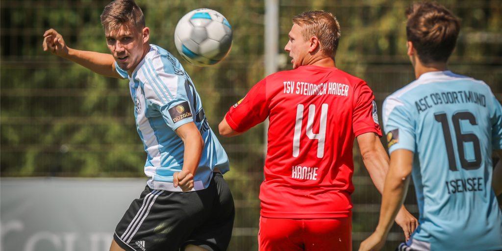 In der vergangenen Saison kam der TSV Steinbach Haiger zur Saisoneröffnung des ASC. In diesem Jahr ist es ein anderer Regionalligist.