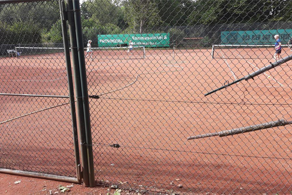 Tennisfreunde Wulfen