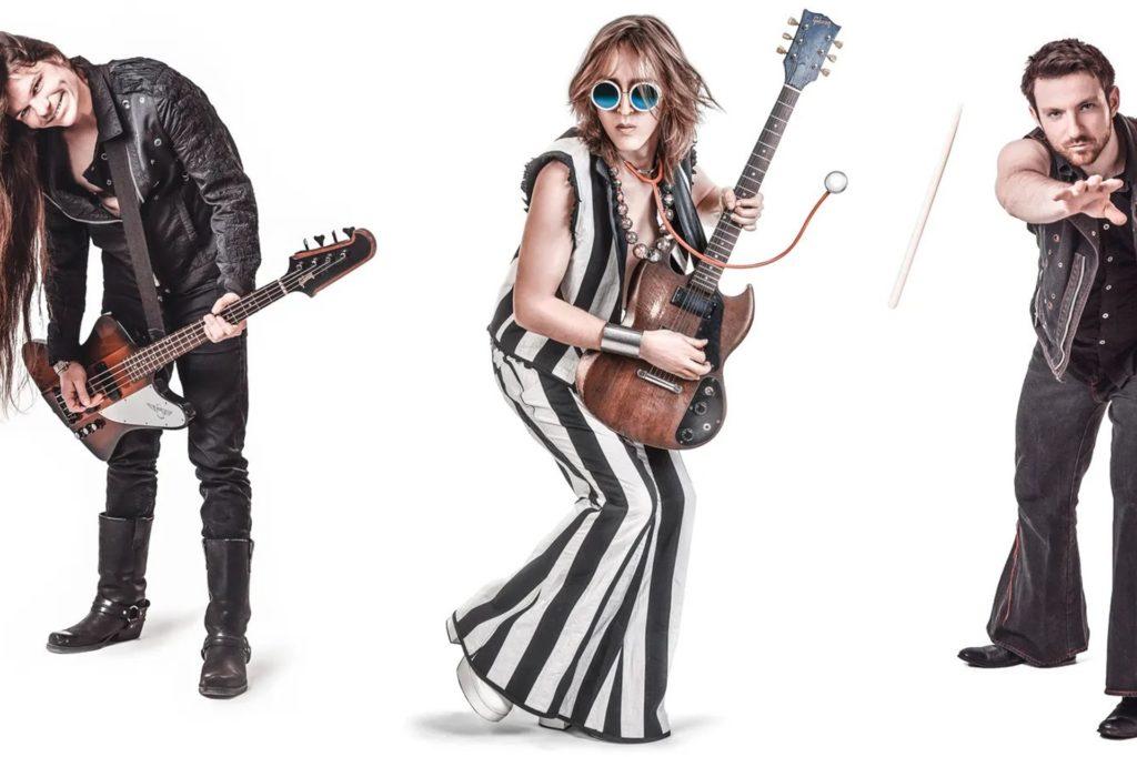 Doktor Victor aus Tschechien standen schon mit AC/DC auf einer Bühne. Beim Rockfield-Festival sollen die Bluesrocker in Ahaus begeistern. Bei der ersten Großveranstaltung, die aktuell in der Stadt geplant wird.