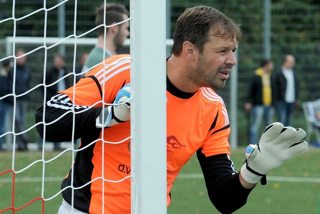 Der frühere Torwart Mike Thebing-Barrier übernimmt das Traineramt bei den Vredener B-Junioren.