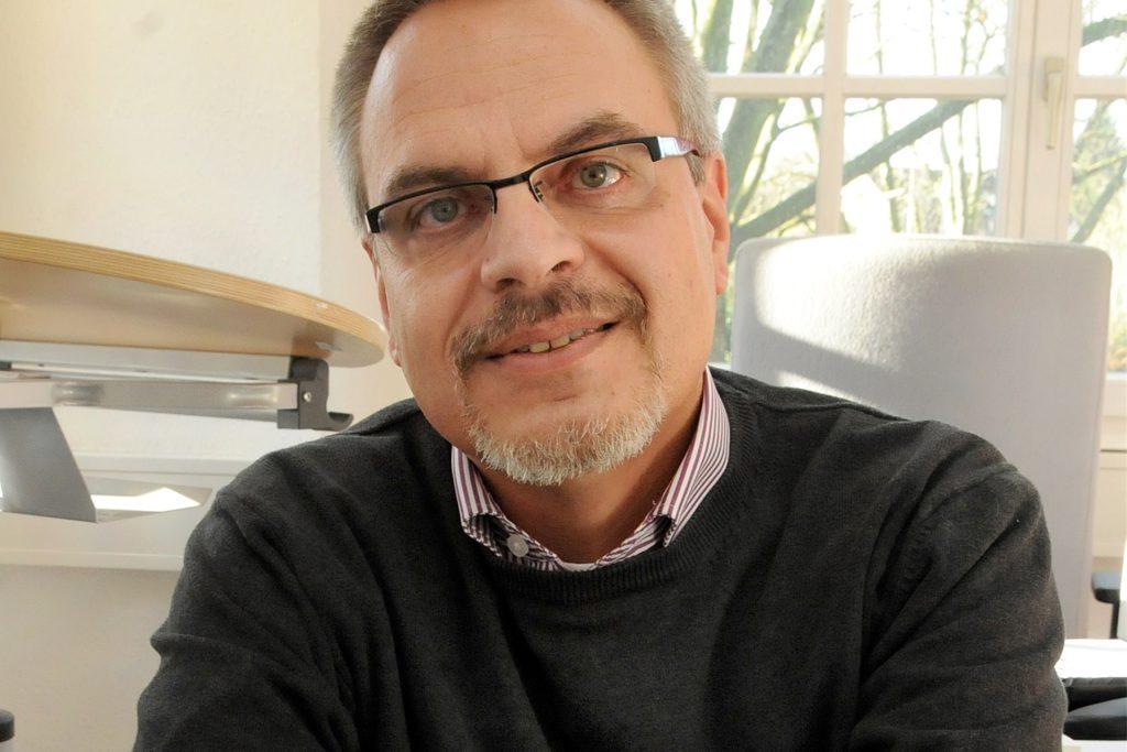 Andreas Pap, städtischer Bereichsleiter für Jugend und Familie in Schwerte.