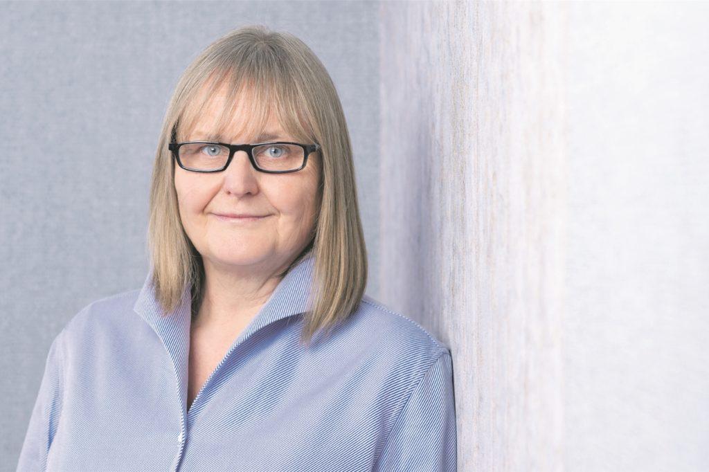 Kinder- und Jugendbuchexpertin Reinhild Niehues von Bücher Beckmann in Werne.