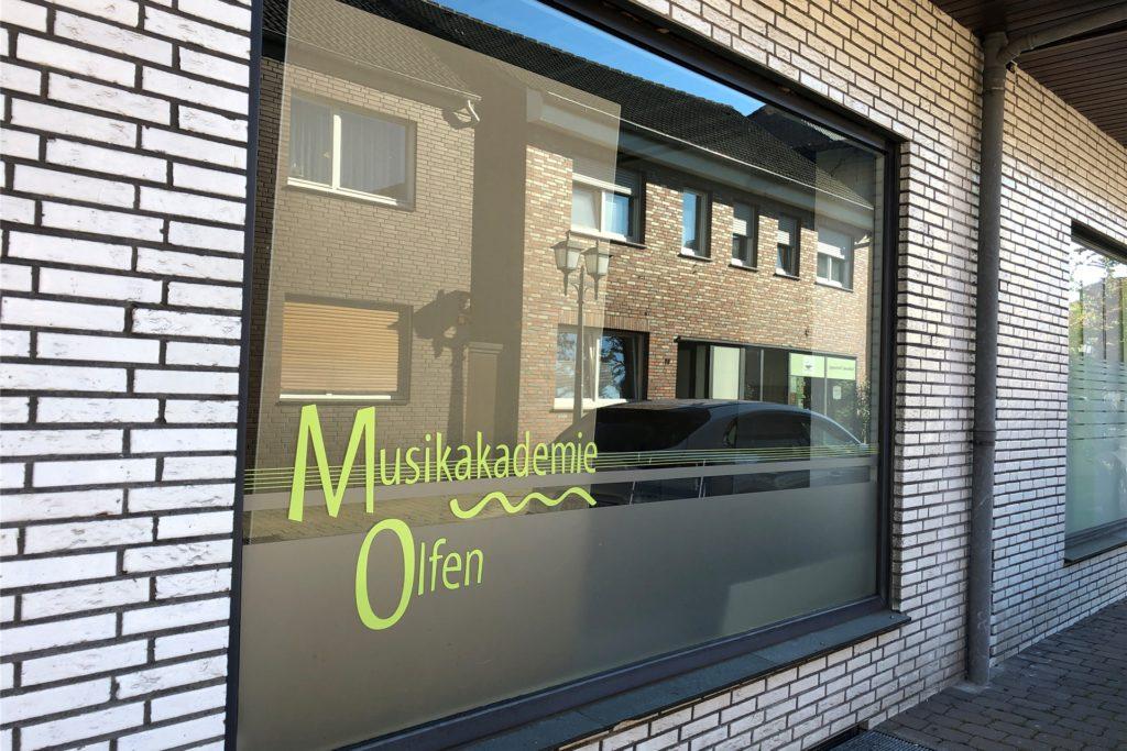 Die ehemaligen Räume der Olfener Musikakademie an der Funnenkampstraße sind nach wie vor ungenutzt.
