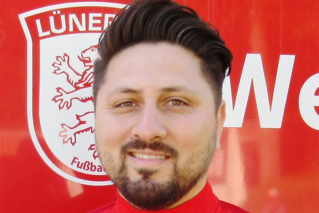 Mikail Bulut war einst für den Lüner SV aktiv und ist jetzt eines der Vorstandsmitglieder des TSC Brambauer 20.