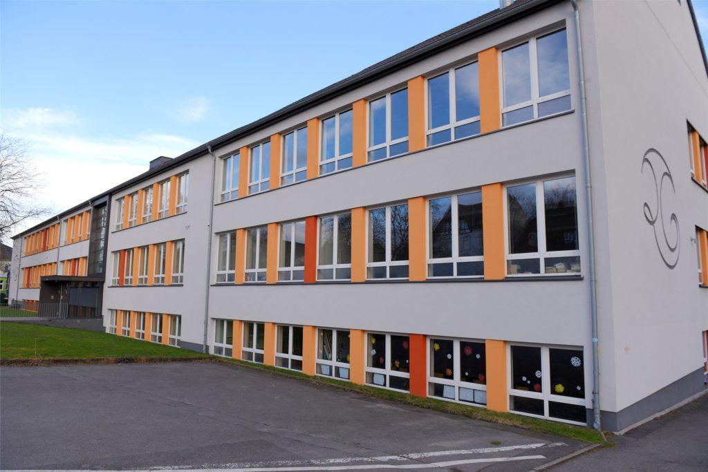 Das Ruhrtal-Gymnasium hat eine Schulsanitäter-AG.