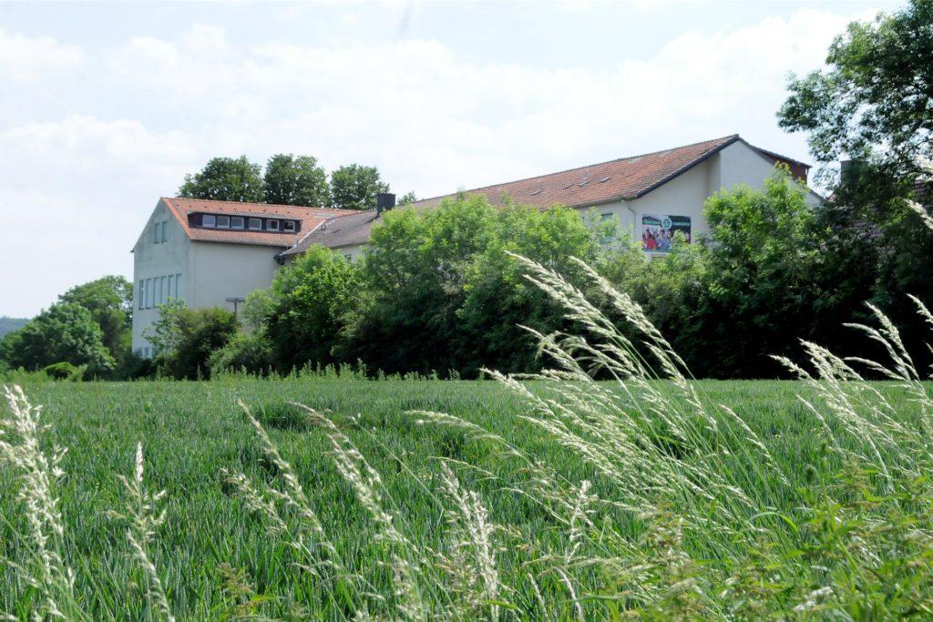 Einen Teil der Grünfläche möchte die Stadt mit Wohnhäusern bebauen lassen.