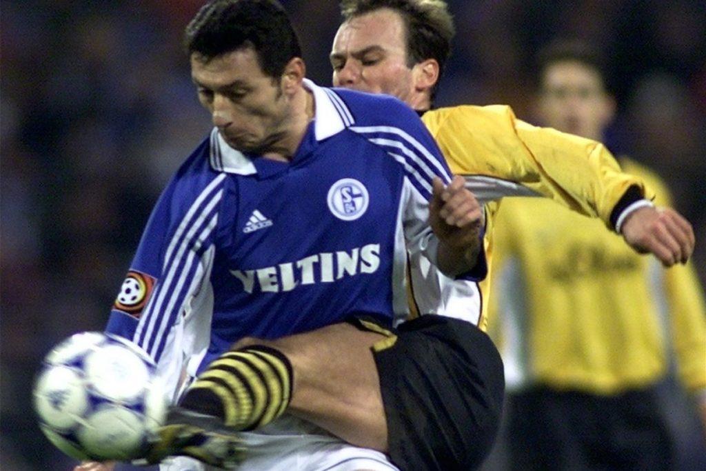 Sven Kmetsch kickte viele Jahre auf Schalke.