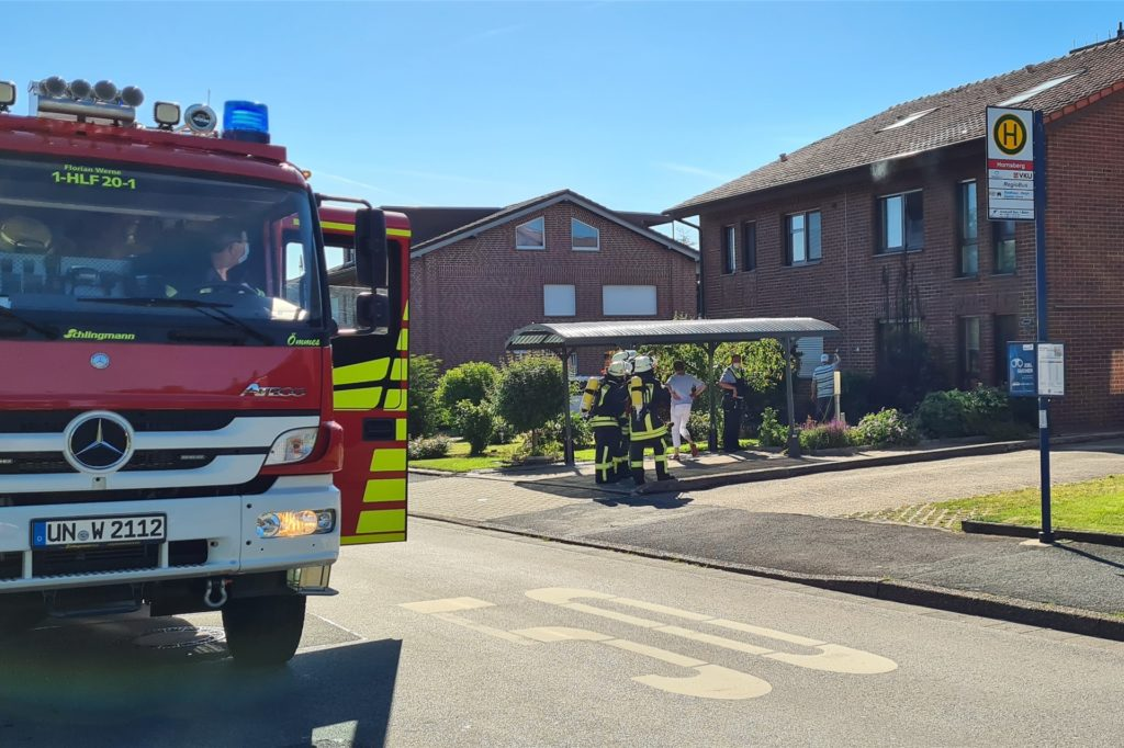 Die Feuerwehr in Werne musste zu einem Einsatz ausrücken, der vermeidbar gewesen wäre.