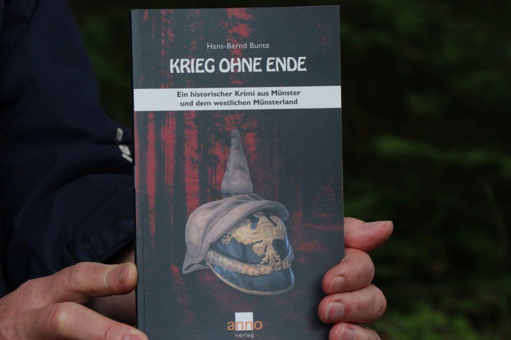Titelblatt des Krimis