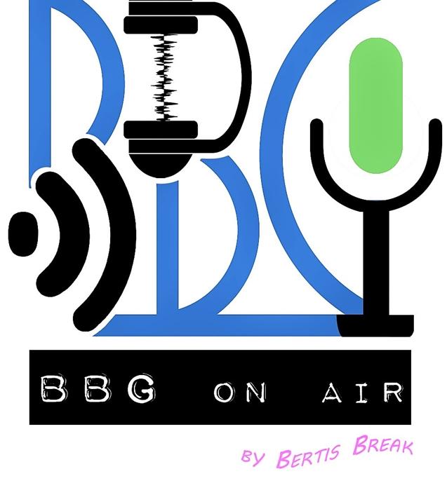 So sieht das Logo zum Podcast aus.