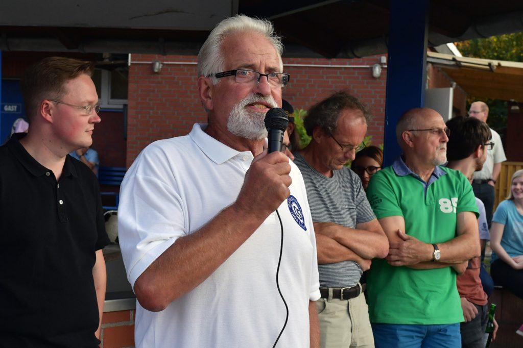 Erich Tremblau wird seinen Posten als Vorsitzender des BV Lünen räumen.