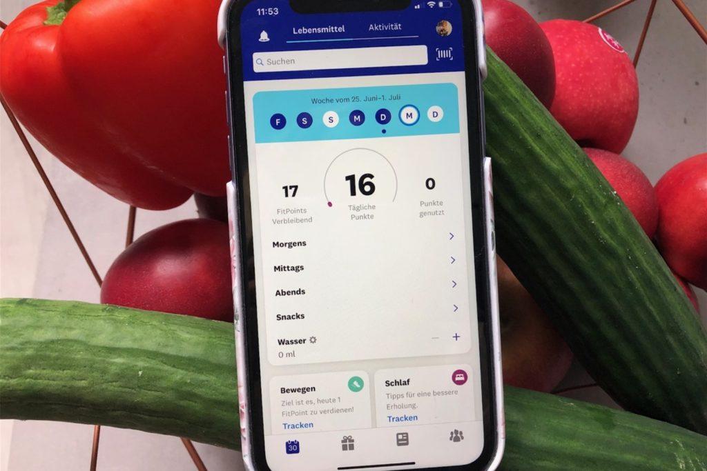 WW (früher Weight Watchers) zählt Kalorien nicht im herkömmlichen Sinne. Die App arbeitet stattdessen mit Smartpoints.