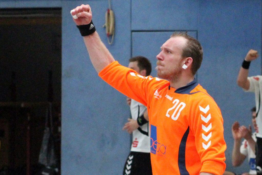 Kevin Stork stellt sich in der neuen Saison zwischen die Pfosten des Landesligisten SGH Unna Massen.
