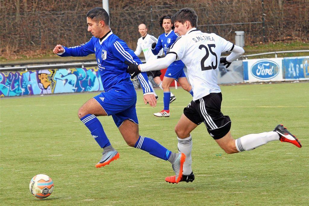 Salman Tilkidag spielte viele Jahre für den VfL Schwerte.