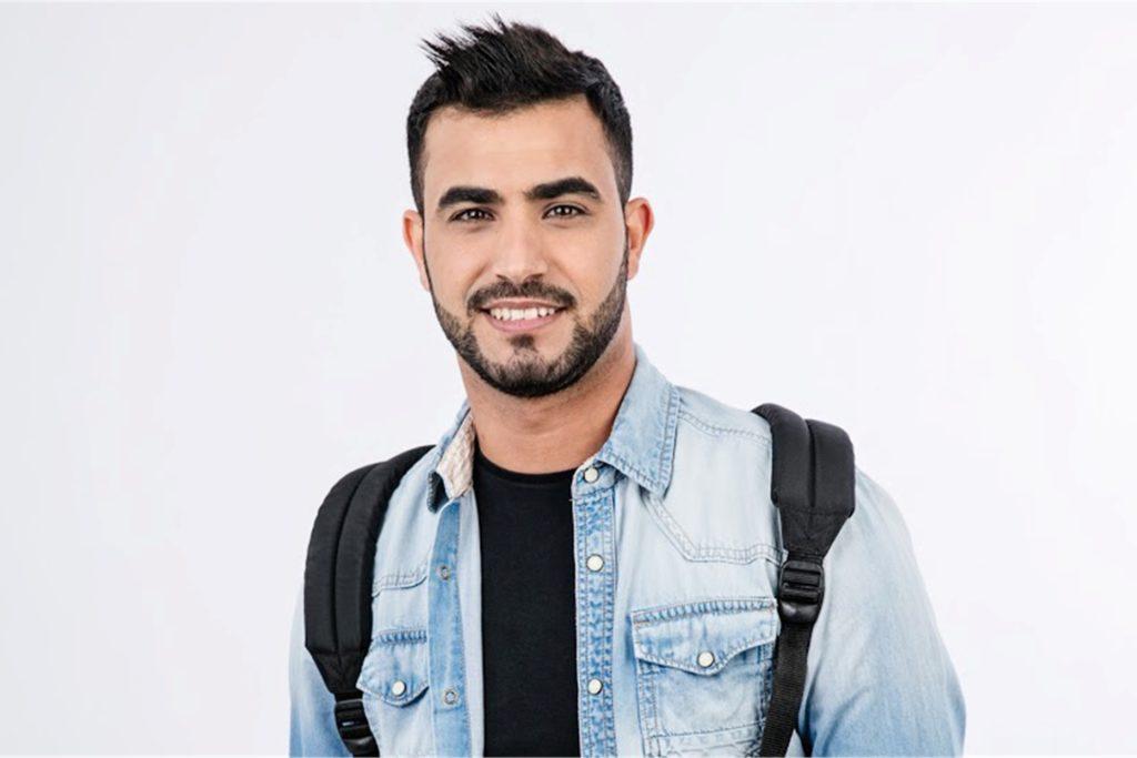 Comedian Amjad will am Freitagabend die Vredener zum Lachen bringen.