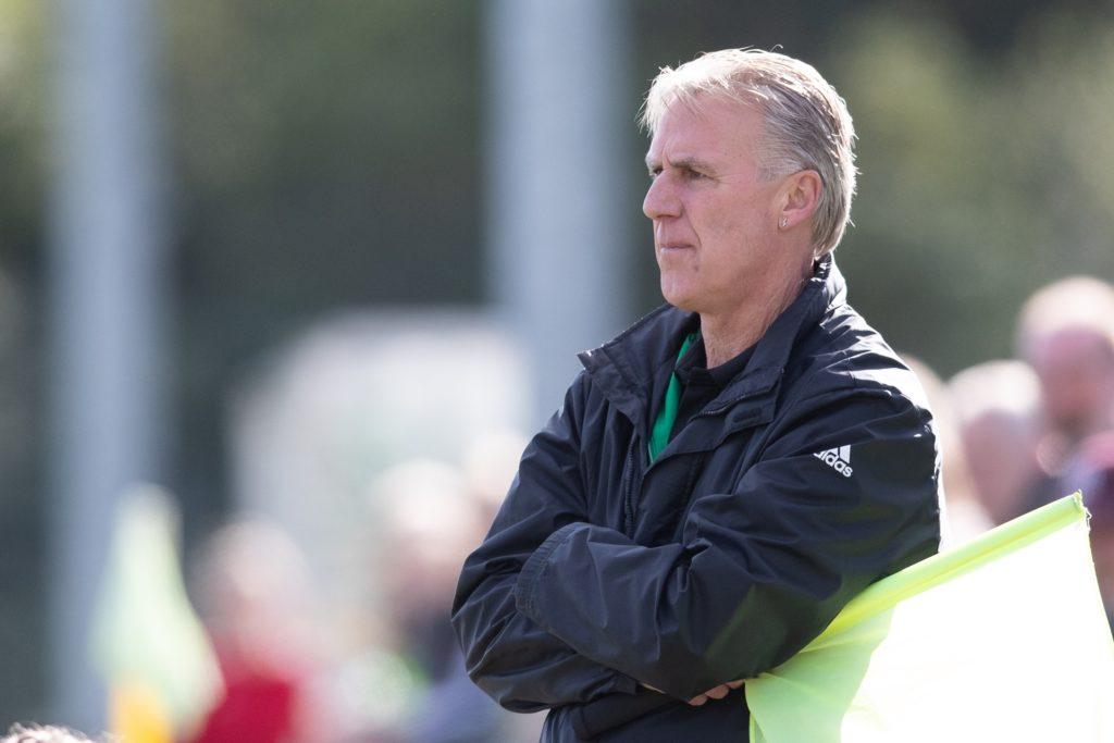 Von einigen seiner ehemaligen Spielerinnen beim PSV Bork ist Markus Kuhn enttäuscht.