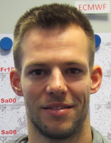 Daniel Jose-Tüns ist Meteorologe beim Deutschen Wetterdienst in Essen.