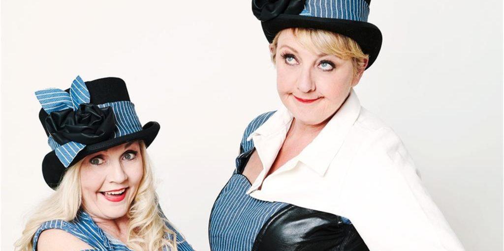 """Die """"Pottrosen"""" Susan Kent und Franziska Mense-Moritz eröffnen den Heidesommer mit einer Mischung aus Musik und Kabarett."""